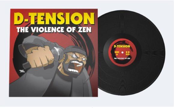 5KRL-EPK-029-IBMCS_D-Tension-The Violence Of Zen (LP)-Price sheet_JP